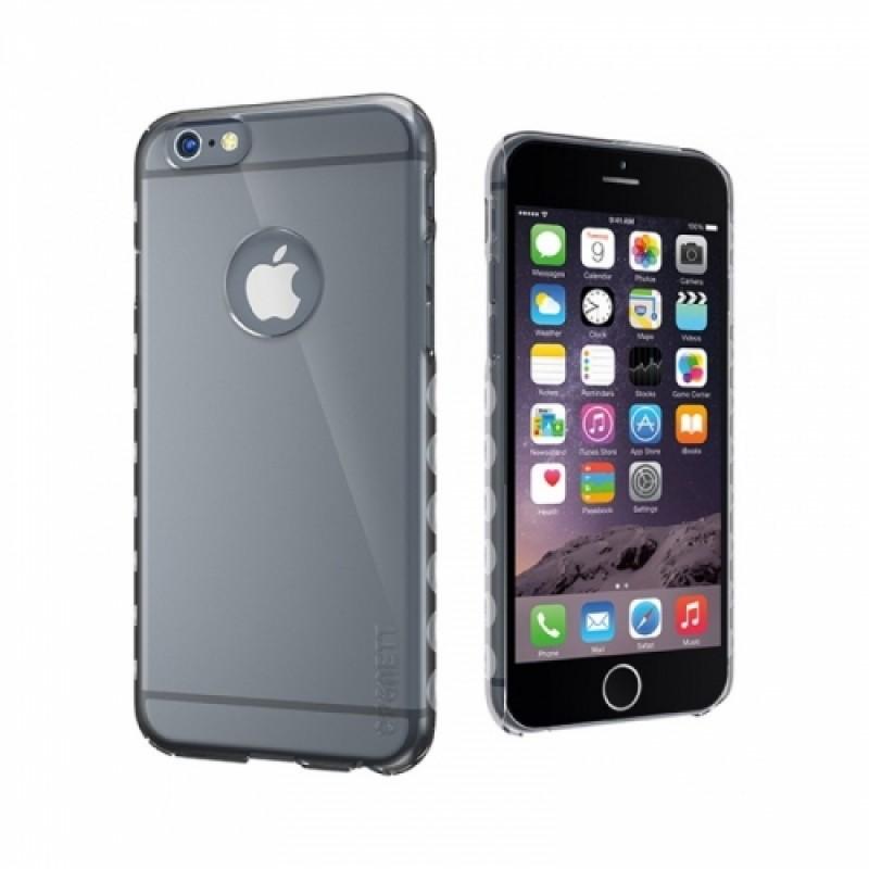 Protectie spate Cygnett AeroGrip Feel transparent pentru iPhone 6 plus