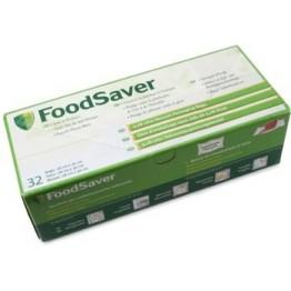 Pungi vidare Food Saver 32 pungi , 28x36 cm , fara BPA