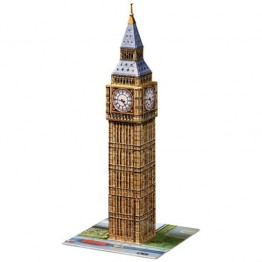 Puzzle 3D Big Ben, 216 piese Ravensburger