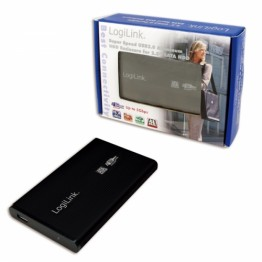 Rack Logilink extern USB 3.0 2.5 inch Negru
