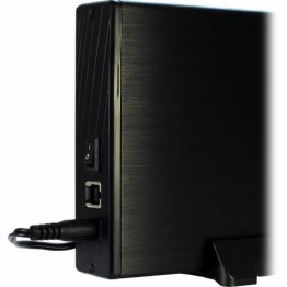 Rack extern Inter-Tech Veloce GD-35612 , 3.5 Inch , USB 3.0 , Negru