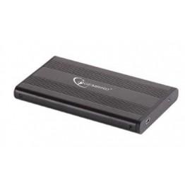 Rack extern Gembird , 2.5 inch , USB 2.0 , Negru