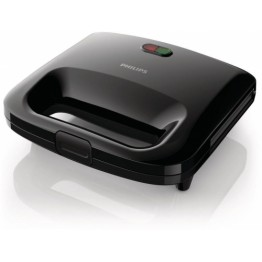 Sandwich maker Philips Daily Collection HD2395/90, putere 820 W