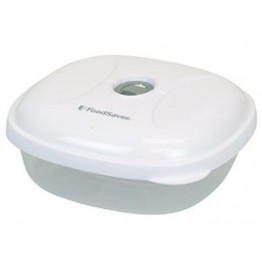 Set 3 caserole pentru vidare 0.7 litri Food Saver , fara BPA