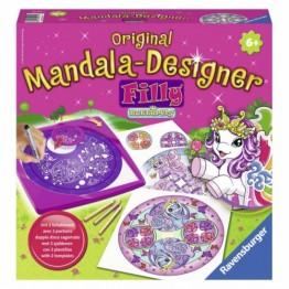 Set creatie Mini Mandala Ponei 2 in 1 Ravensburger