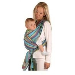 Sling Be Close N17 Zaffiro Womar