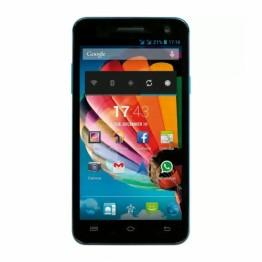 Smartphone Mediacom PhonePad Duo S501 , Dual Sim , 5 Inch , Quad Core , 1 GB RAM , 8GB , Android Kit Kat , Albastru