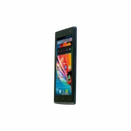 Smartphone Mediacom PhonePad Duo X500U , Dual Sim , 5 Inch , Quad Core , 1 GB RAM , 16 GB , Android Jelly Bean , Albastru