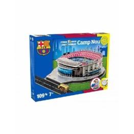 Stadion Barcelona-Camp Nou Nano Stad