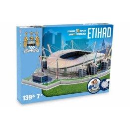 Stadion Manchester City Nano Stad