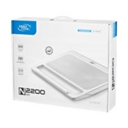 Stand cooler laptop Deepcool N2200 alb