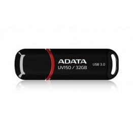 Stick memorie USB AData UV150 , 64 GB , USB 3.0 , negru