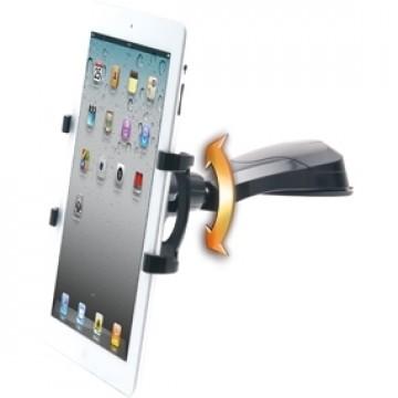 Suport auto pentru tableta, permite rotire la 360 grade, compatibil cu orice diagonala, Cellular Line