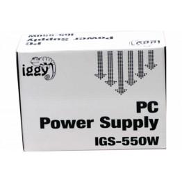 Sursa PC Iggy 550W ATX IGS-ATX-550