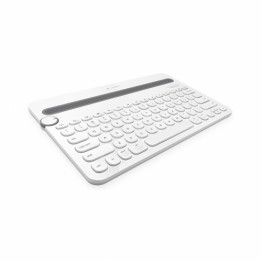 Tastatura wireless Logitech Multi Device K480 Alb