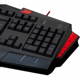 Tastatura gaming Iluminare LED Redragon Asura , USB , Iluminare LED , Negru