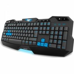 Tastatura E-Blue Mazer Type-G Advanced Gaming , USB , Iluminare LED , Negru