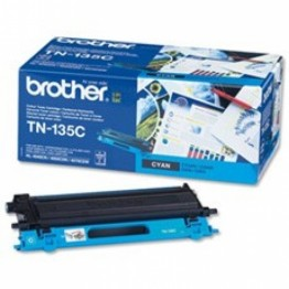 Toner color Cyan Brother TN135C