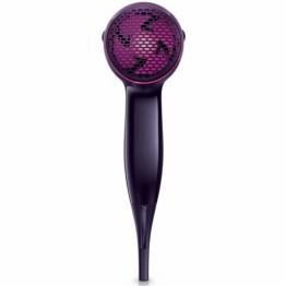 Uscator de par Philips Essential Care BHD002/00, putere 1600 W, 3 viteze, Cool Shot, culoare negru/roz