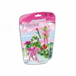 Zana Primaverii cu cal inaripat Playmobil